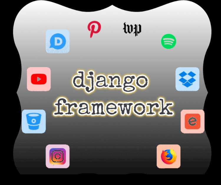 What can you do with Django?