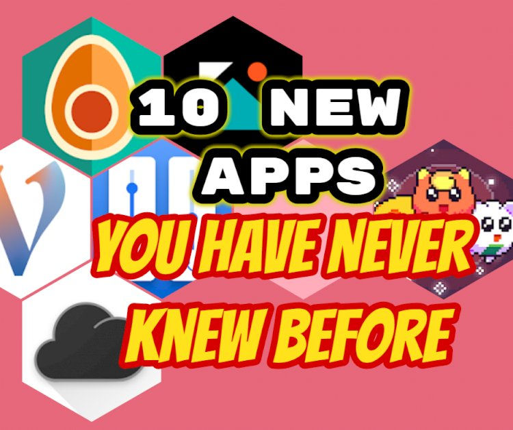 TOP 10 apps you have never knew before