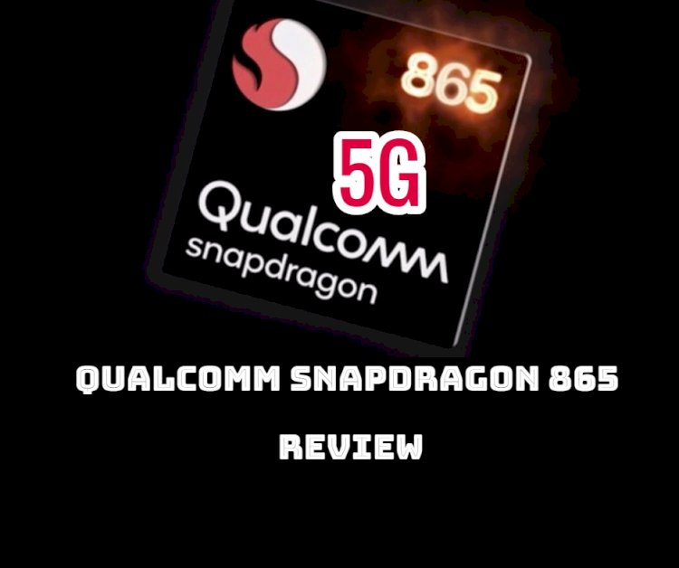 Qualcomm Snapdragon 865 with 5G support