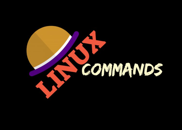 Linux commonly used commands
