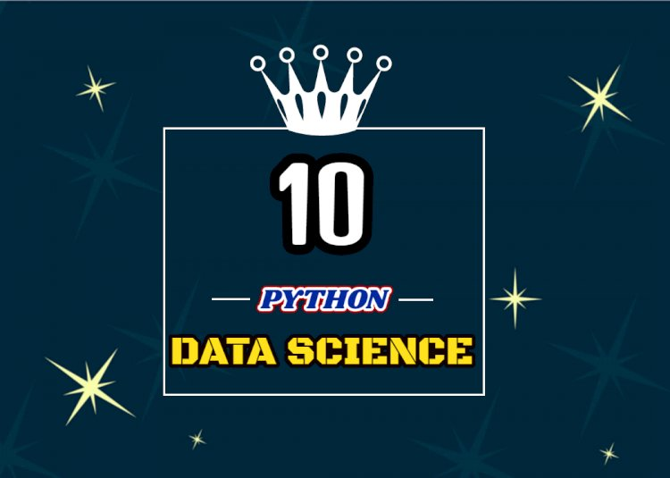 10 powerful python data science tips