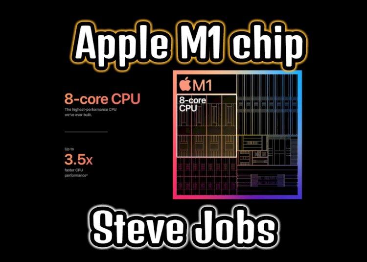 Apple M1 chip, Steve Jobs's final killer