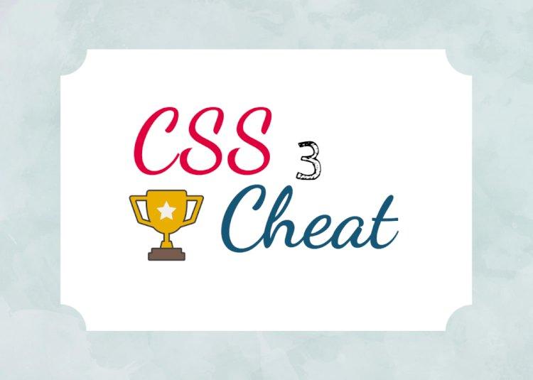 Interview CSS cheats
