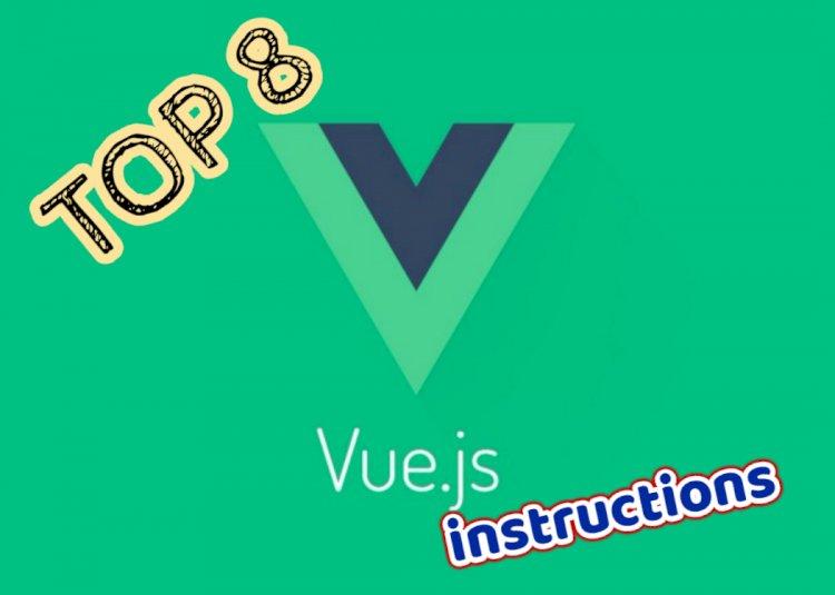 TOP 8 very useful Vue custom instructions