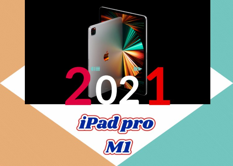 iPad Pro M1 2021 order is now ready to ship !
