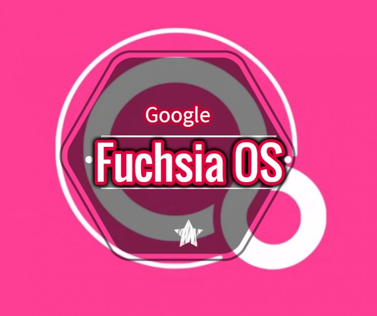 Google officially launched Fuchsia OS