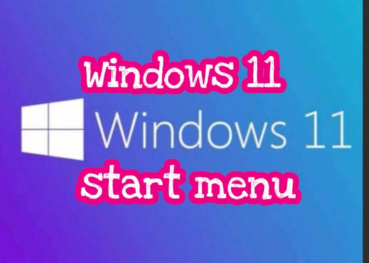If you don't like the Windows 11 start menu, switch back to Windows 10 style